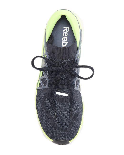 27d7e203a0e63d ... Reebok - Blue Floatride Run Ultraknit Running Sneaker for Men - Lyst ...
