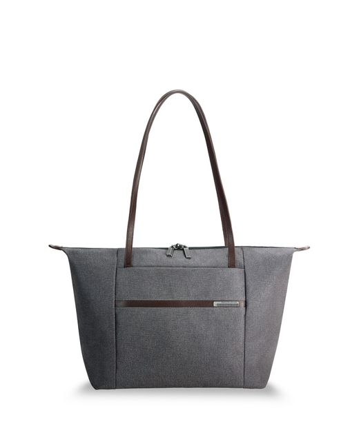 Briggs & Riley - Gray Standard Horizontal Tote for Men - Lyst