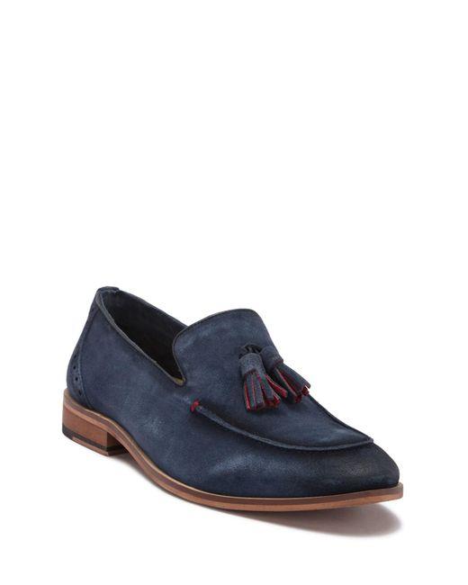Steve Madden - Blue Tassier Loafer for Men - Lyst