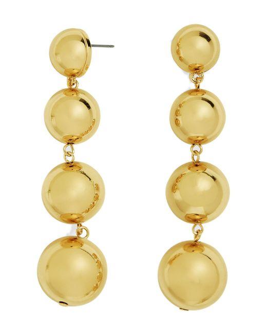 BaubleBar - Metallic Mya Drop Earrings - Lyst
