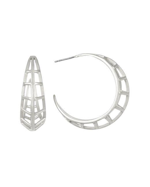 Botkier | Multicolor Cage C-hoop Earrings | Lyst