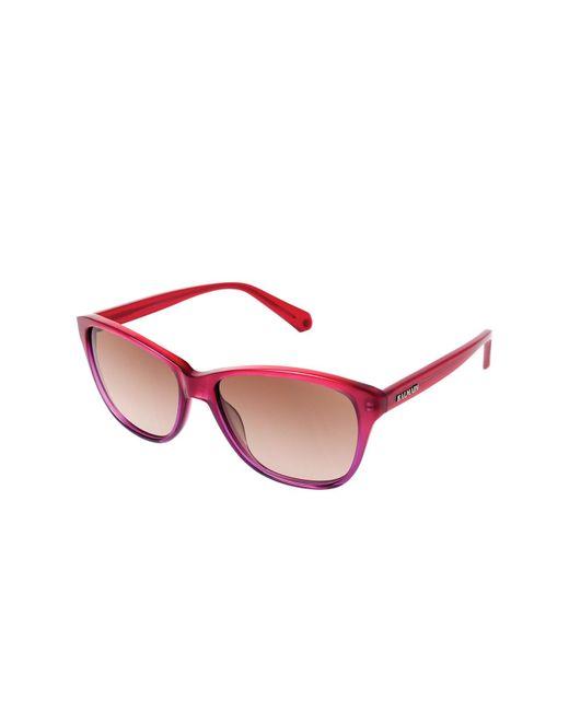 Balmain - Red Women's Sunglasses - Lyst