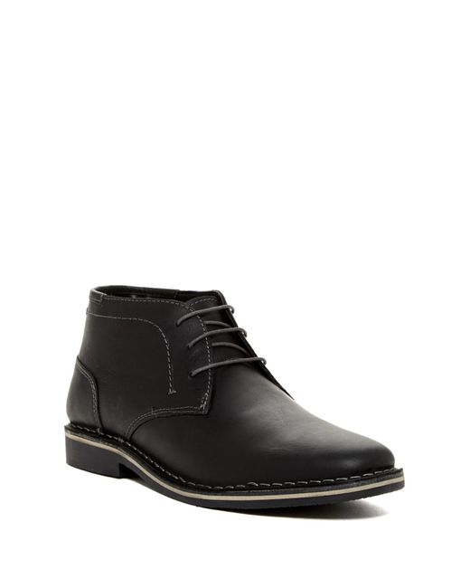Steve Madden | Black Ivon Chukka Boot for Men | Lyst