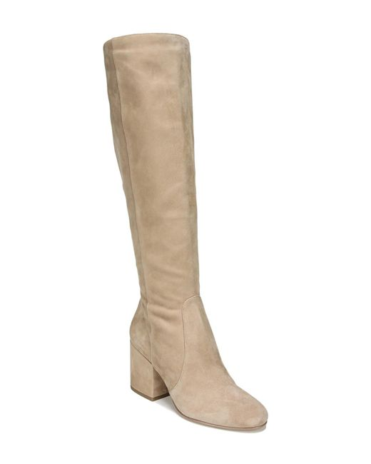 Sam Edelman - Natural Thora Knee High Boot - Lyst