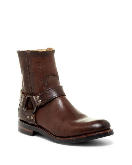 Frye   Brown Clinton Boot for Men   Lyst