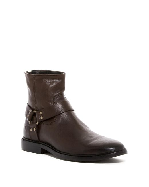 Frye | Brown Patrick Harness Boot for Men | Lyst
