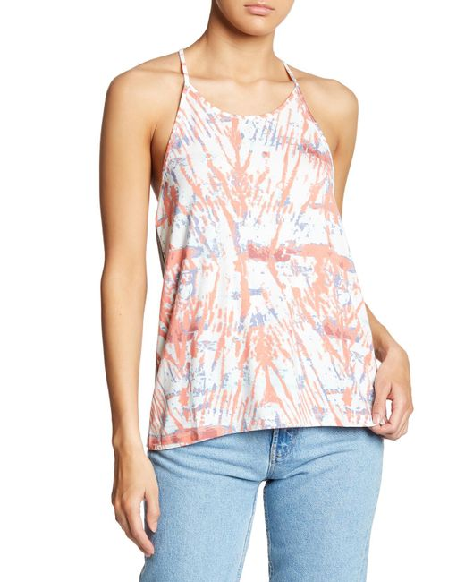 Threads For Thought - Gray Tory Tank - Lyst