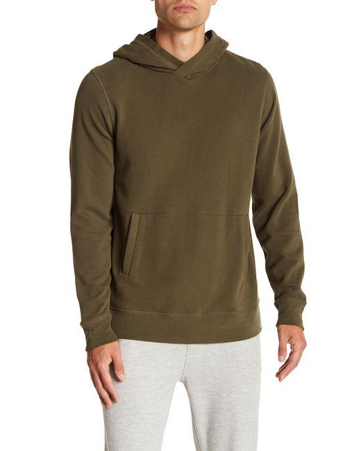 Jason Scott - Green Dunston Hooded Pullover for Men - Lyst
