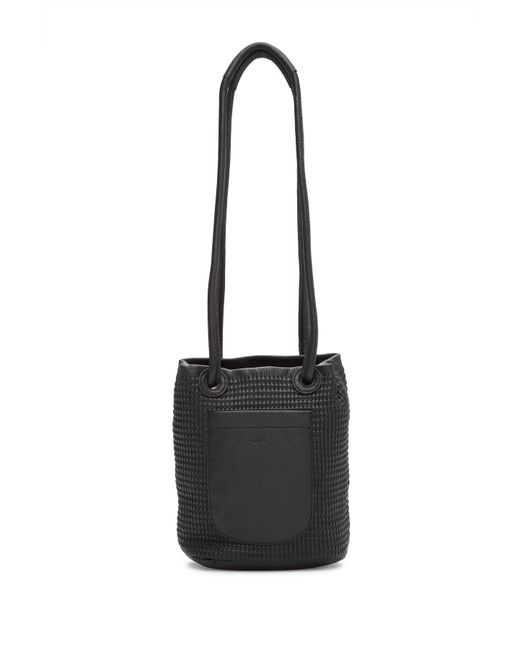 Kooba - Black Curacao Convertible Leather Crossbody Bag - Lyst