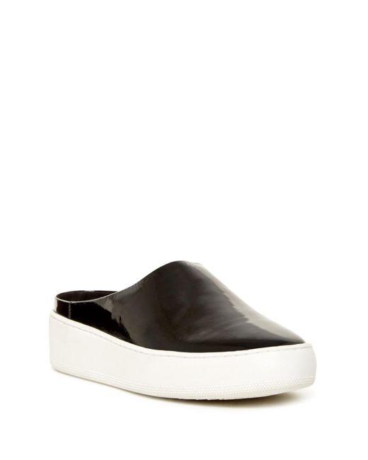 Free People   Black Wynwood Slide Sneaker   Lyst