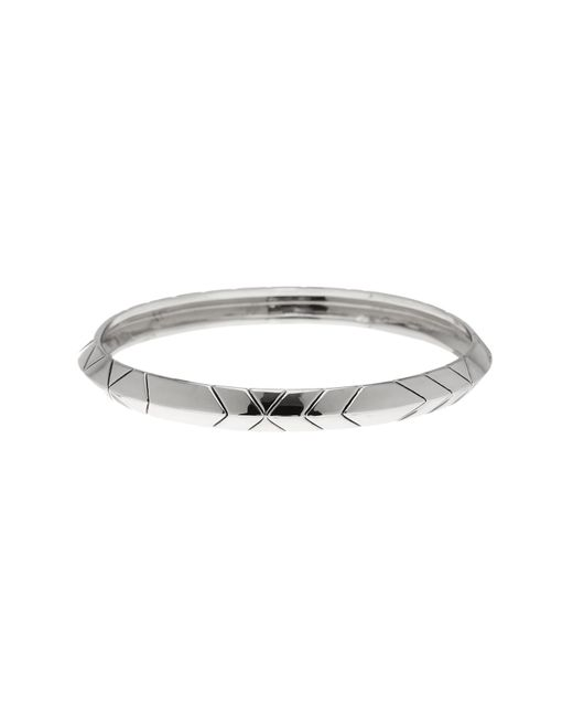 House of Harlow 1960 | Metallic Engraved Bangle | Lyst
