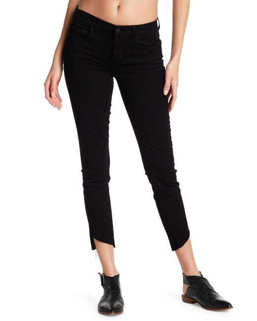 Siwy - Black Lauren Distressed & Painted Skinny Jeans - Lyst