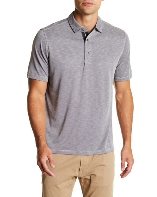 Tommy Bahama | Gray Paradiso Polo for Men | Lyst