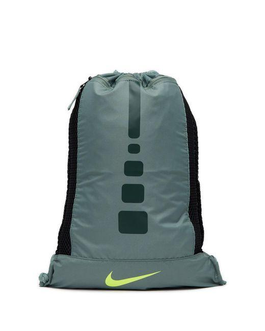 Nike - Green Hoops Elite Gym Sack for Men - Lyst ... 6a6b92c8716a6