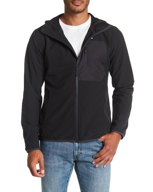 Helly Hansen | Black Jouton Softshell Jacket for Men | Lyst