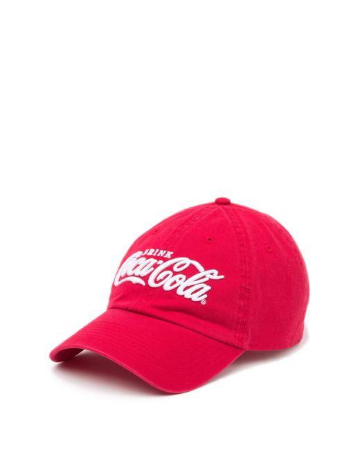 7b92eed616fcc American Needle - Red Coke Ballpark Cap Hat for Men - Lyst ...
