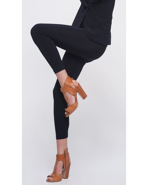 Norma Kamali | Black Legging | Lyst