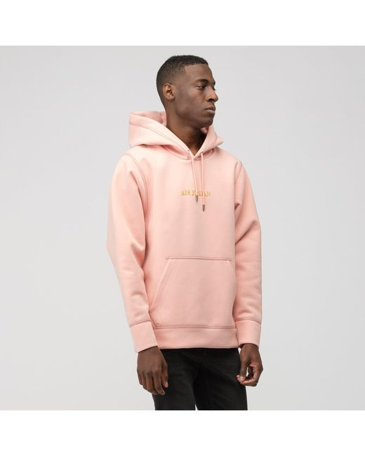 c7355acc8289 Nike - Pink Remastered Hoodie In Coral Stardust for Men - Lyst ...