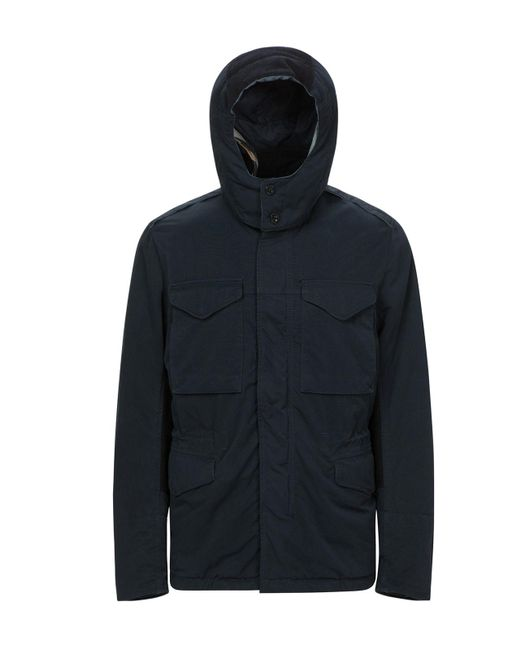 Esemplare - Multicolor Field Jacket for Men - Lyst