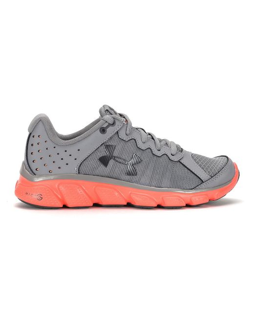 Under Armour - Gray Ua W Micro G Assert 6 - Lyst