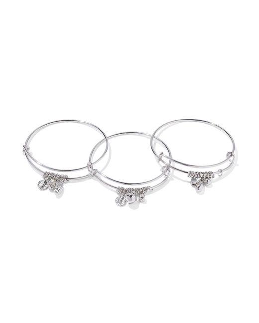 New York & Company - Metallic Silvertone Bangle Cuff Bracelet - Lyst