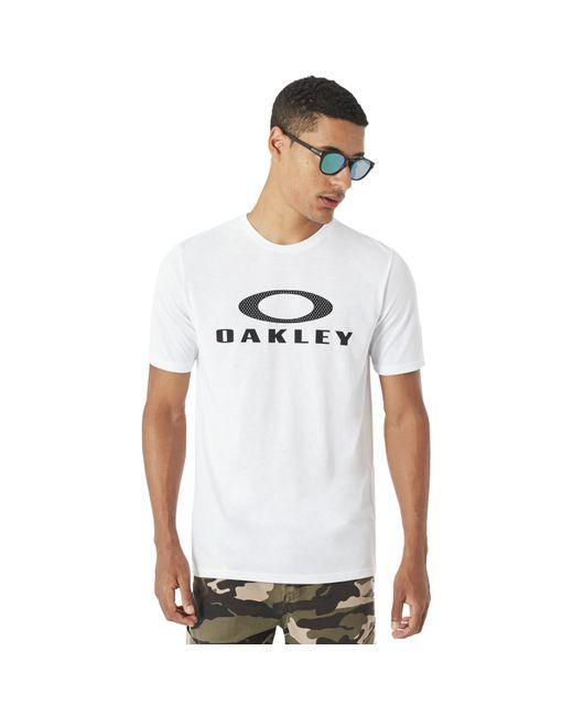 Oakley - White Enhance Technical Qd Ss Tee.18.08, for Men - Lyst