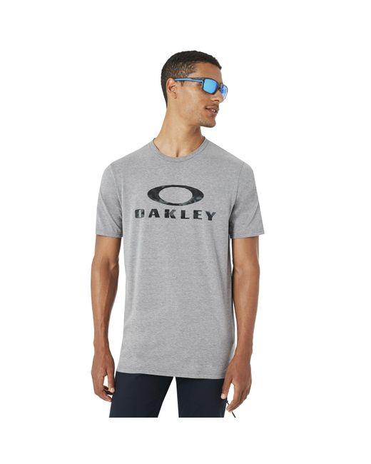 Oakley - Gray 50 Stealth Ii Tee for Men - Lyst