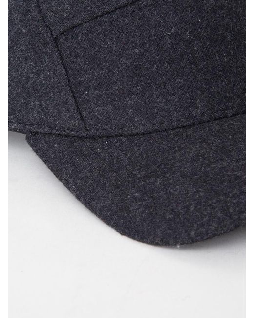 ... OAK - Blue Wool 5 Panel Hat for Men - Lyst 1ed2ceadfc14