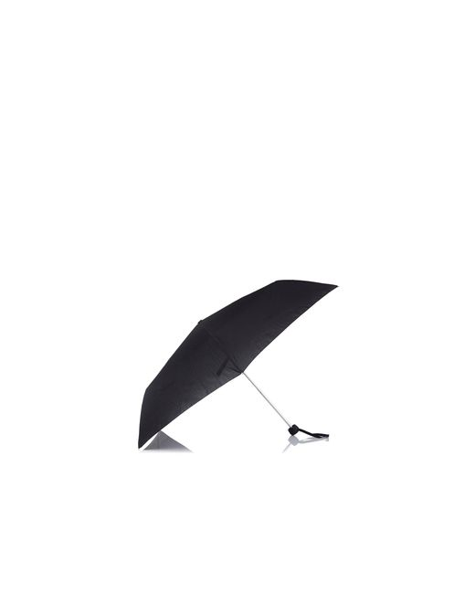 Oasis | Black Plain Umbrella | Lyst
