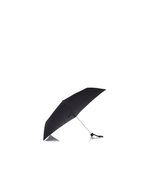 Oasis - Black Classic Umbrella - Lyst