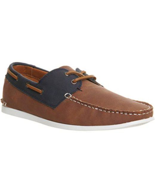 Office - Blue Floats Your Boat Shoe for Men - Lyst