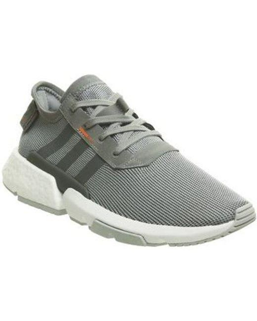 7b45231e7 Lyst - adidas Pod S3.1 in Gray for Men