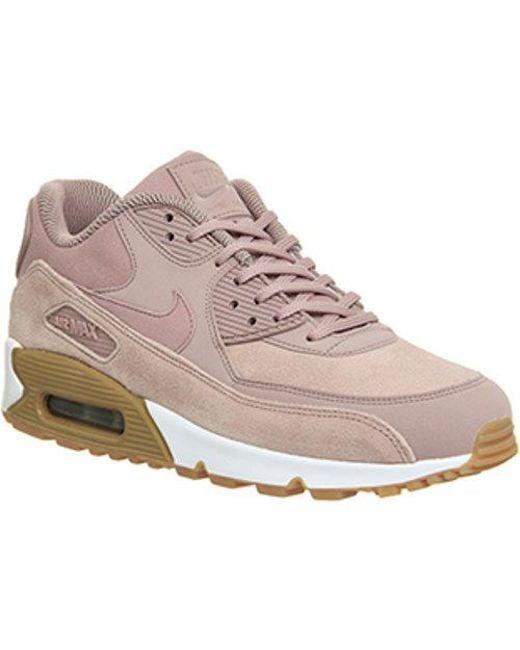 best value 35c2b a7305 ... ebay nike pink air max 90 lyst b9ab8 7f44c