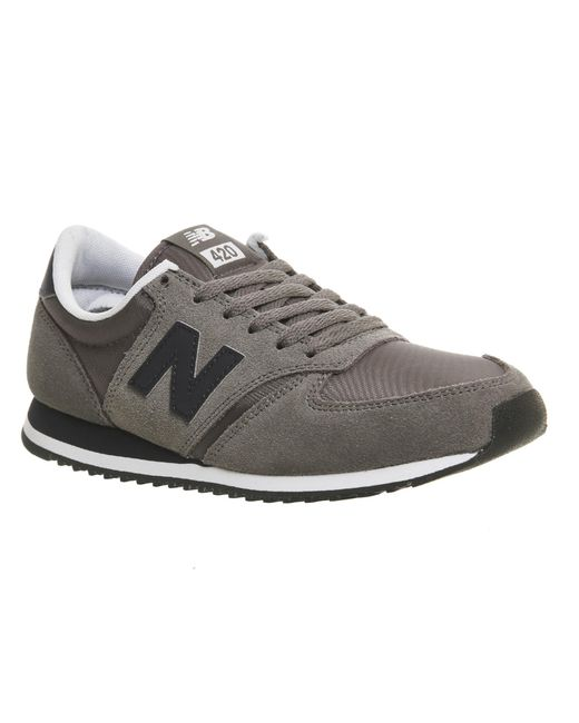 New Balance | Gray 420 for Men | Lyst