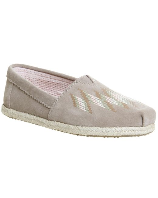 TOMS | Multicolor Seasonal Classic Slip On | Lyst