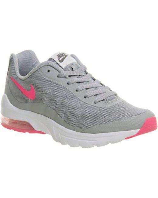 Invigor Lyst Nike Gris Air Max Entrenadores En Gris Nike Para Hombres 7315c3