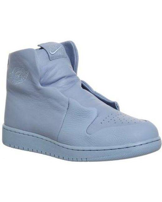 522fd6e1e3c Nike Jordan Air Jordan 1 Sage in Blue - Lyst