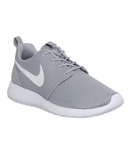 Nike | Gray Roshe Run for Men | Lyst