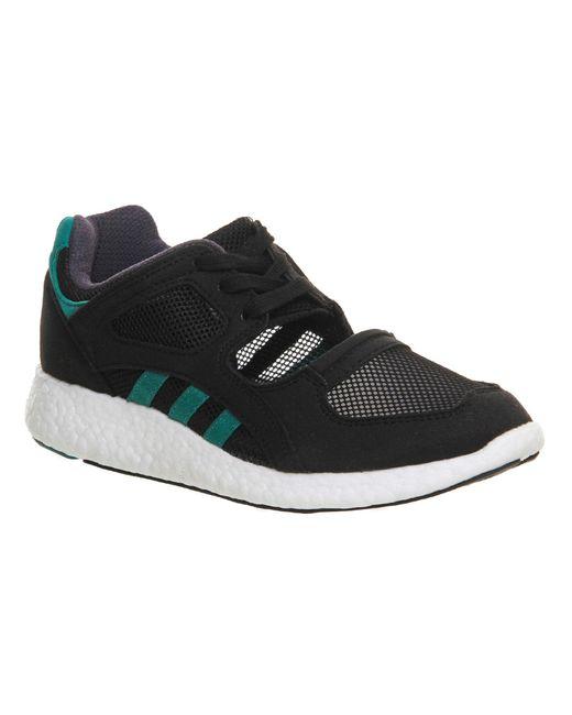 Adidas | Black Volley Team 3 | Lyst