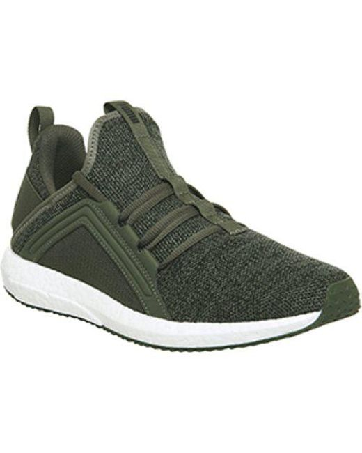 Puma Mega Nrgy in Green for Men - Lyst bf60d70f0