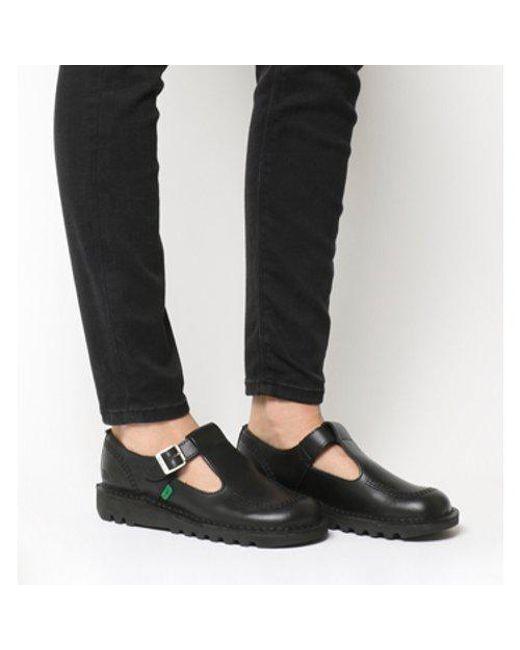 43514cb850 Lyst - Kickers Kick Lo Aztec Black Shoes in Black - Save 11%