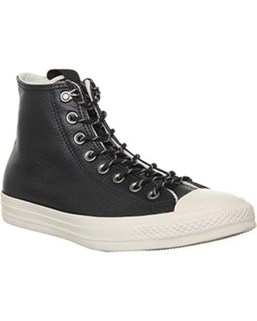 Lyst - Converse All Star Hi D in Black for Men 212415306