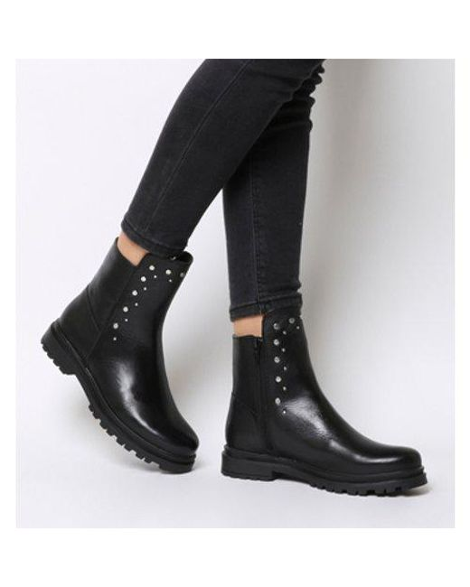 Shoe Lyst Black Akira Bear The Studs In 1dwrd