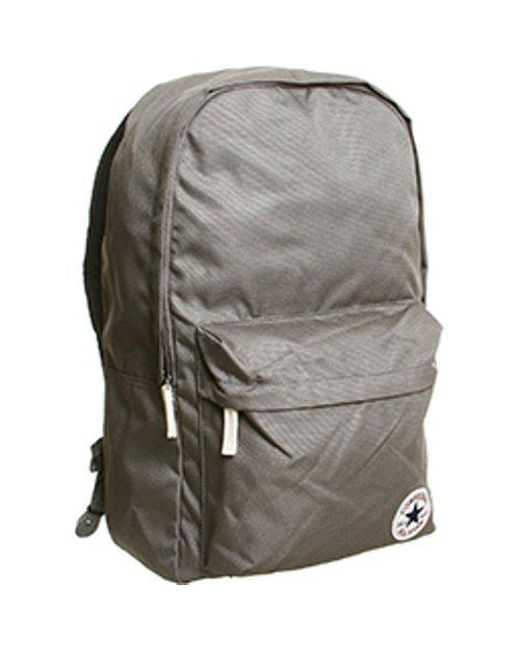 dfb52d62c7f2 ... Converse - Gray Core Backpack for Men - Lyst online store afdbb 4f836  ...