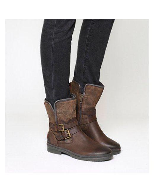 80e4593159d Women's Brown Simmens Boot