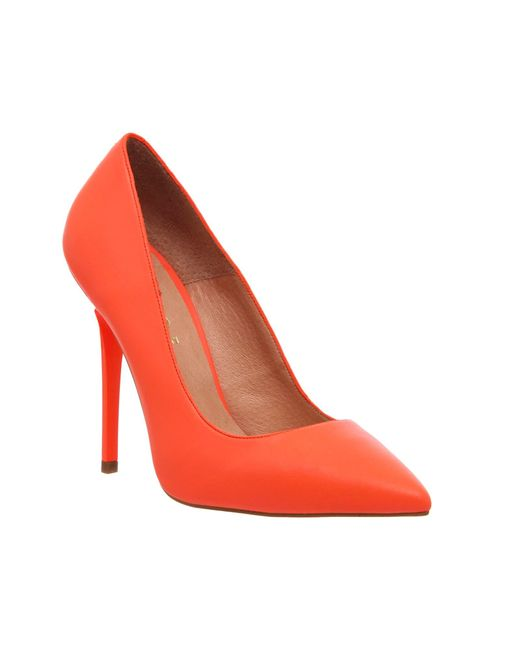 Office | Pink On Tops Point High Heels | Lyst