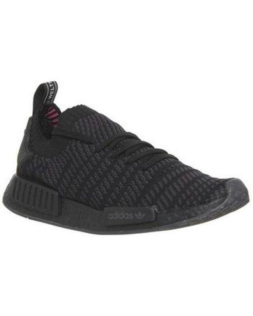 6fd616465 adidas Nmd R1 in Black for Men - Lyst