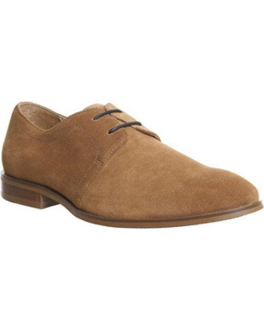 Office Red Folk Derby Shoes For Men Lyst