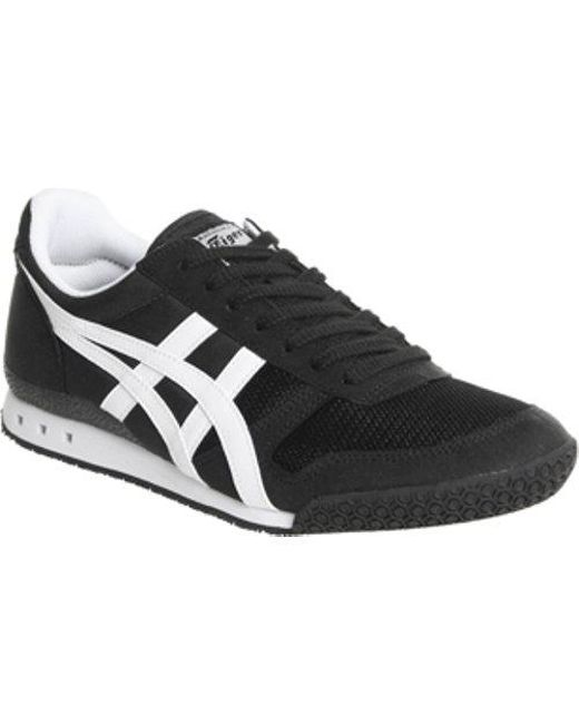 Lyst - Asics Onitsuka Tiger Ultimate 81 in Black for Men 6ebe08393e540