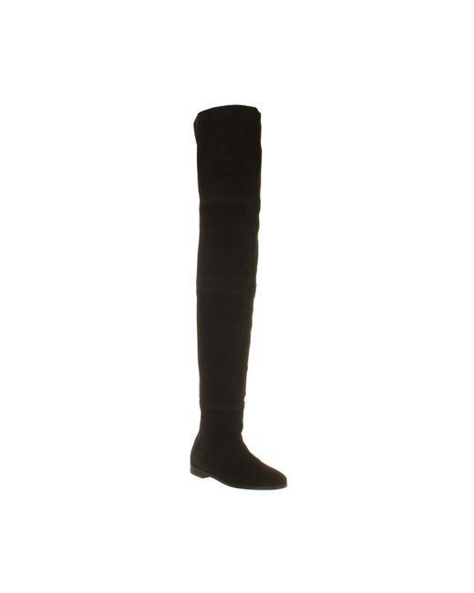 Office   Black Nova 2 Extra High Thigh High Boots   Lyst